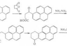 Определение ароматических углеводородов в воде