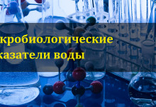 Микробиологические показатели воды