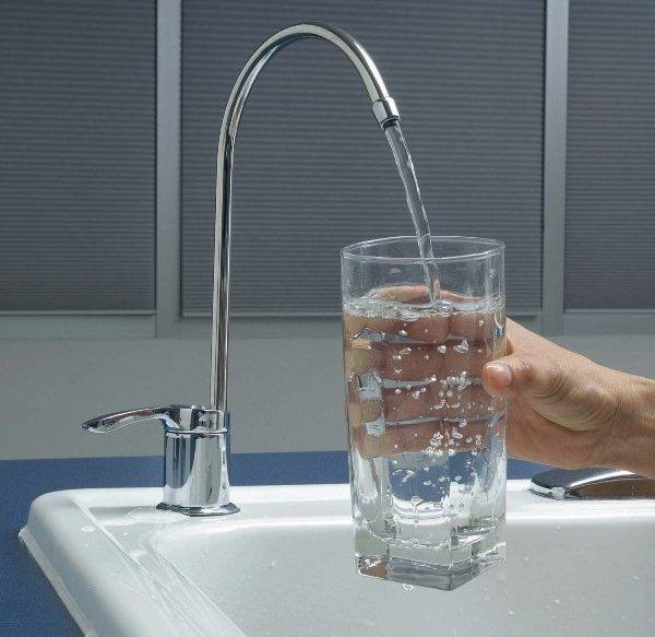 Отбор воды