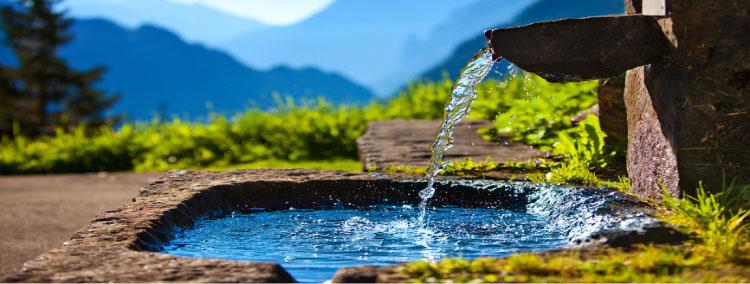 Анализ воды родников