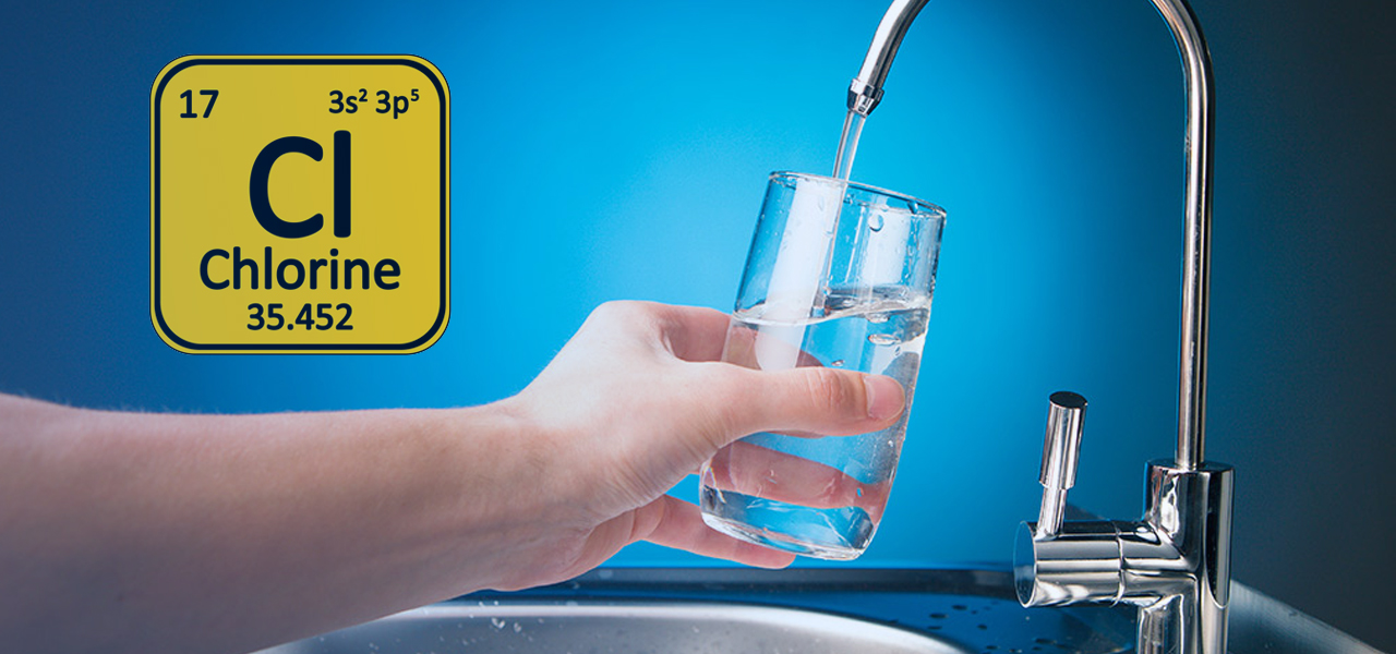 Очистка воды хлором